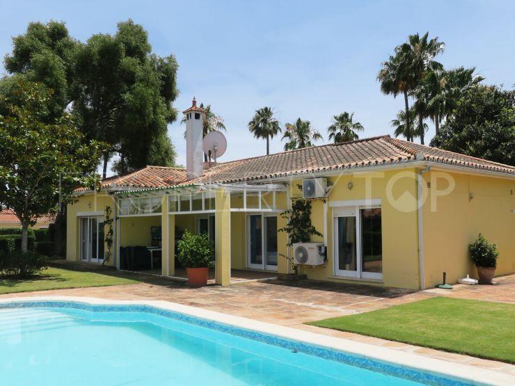 Villa for sale in Sotogrande Costa with 4 bedrooms | BM Property Consultants