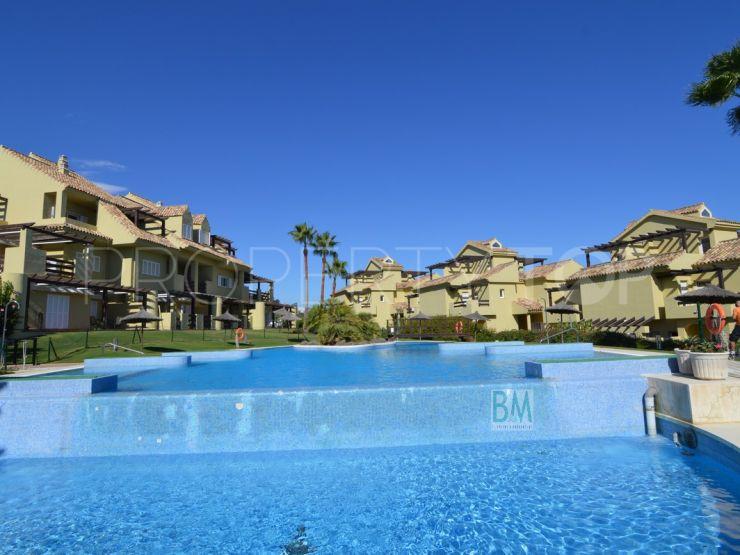 For sale Pueblo Nuevo de Guadiaro ground floor apartment with 2 bedrooms   BM Property Consultants