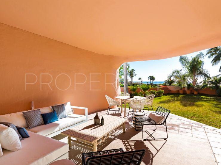 For sale 3 bedrooms ground floor apartment in Marbella East | Drumelia Real Estates