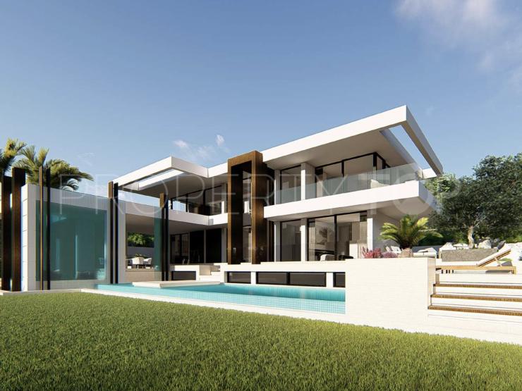 Plot for sale in La Alqueria, Benahavis | Drumelia Real Estates