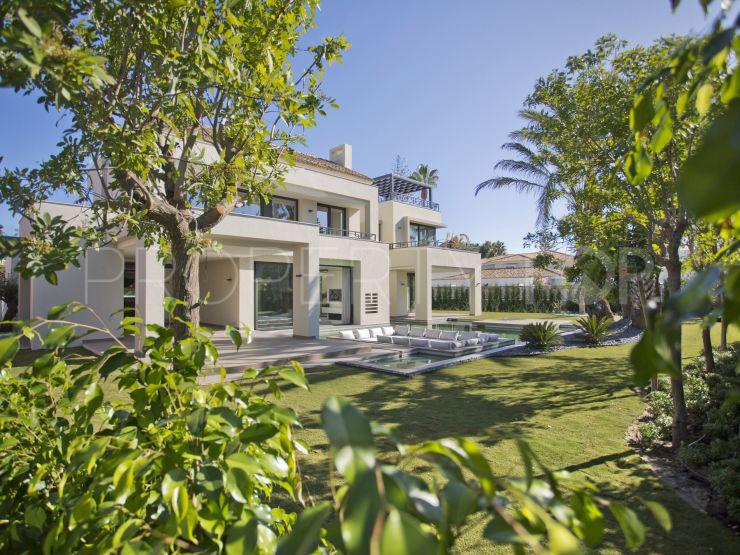 4 bedrooms Casasola villa | Luxury Villa Sales