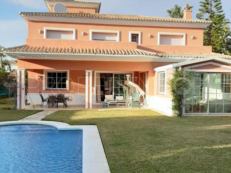 Villa with 4 bedrooms in Casasola, Estepona | Inmobiliaria Luz