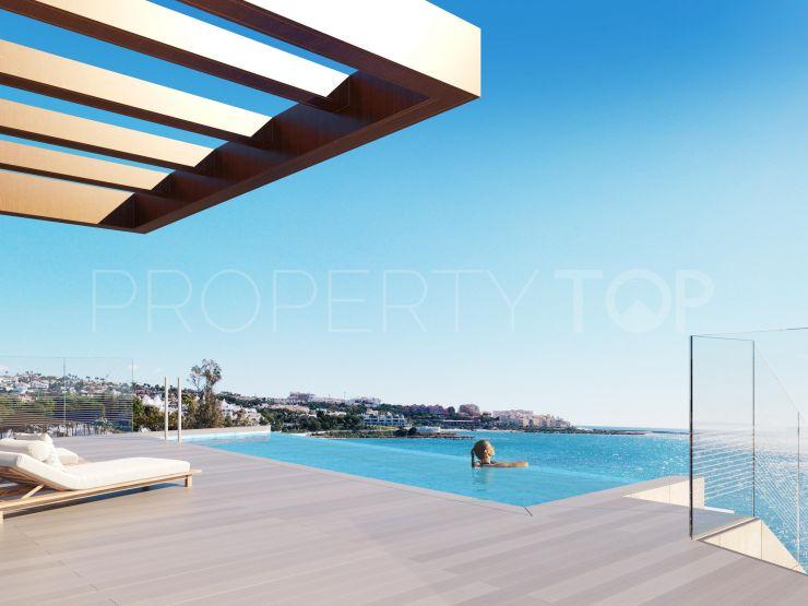 Buy duplex penthouse with 3 bedrooms in Estepona   Inmobiliaria Luz
