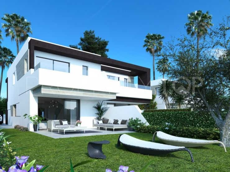 For sale semi detached house in La Resina Golf, Estepona | Inmobiliaria Luz