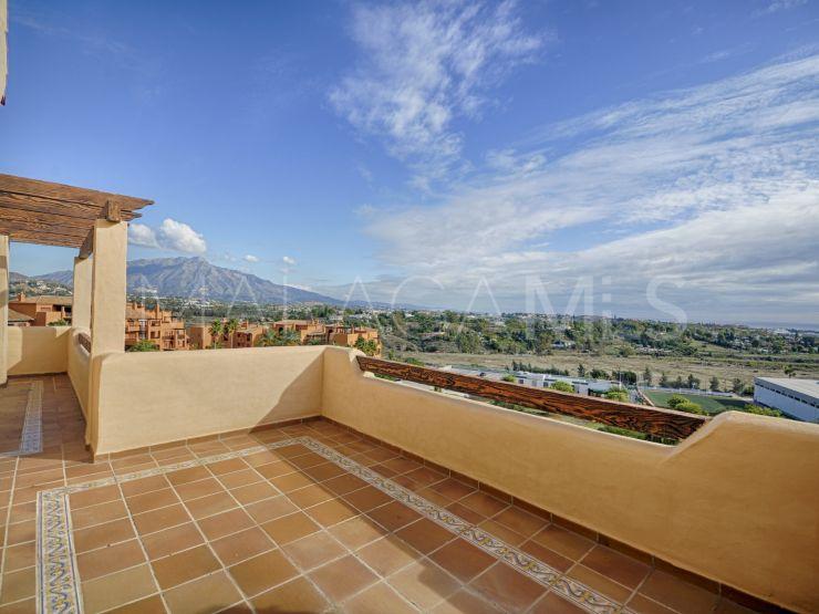 2 bedrooms penthouse for sale in Las lomas del Conde Luque, Benahavis | Benarroch Real Estate