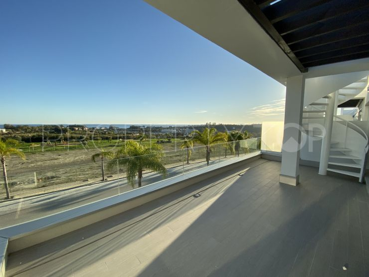 2 bedrooms Cancelada penthouse for sale | Benarroch Real Estate