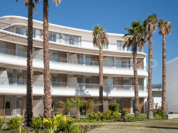 For sale 3 bedrooms ground floor apartment in The Edge, Estepona | Nvoga Marbella Realty