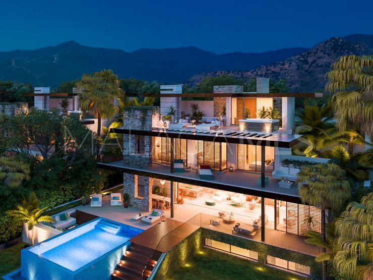 Buy 4 bedrooms villa in La Alqueria | Nvoga Marbella Realty