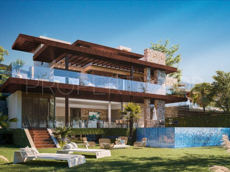 For sale 4 bedrooms villa in La Alqueria, Benahavis | Nvoga Marbella Realty
