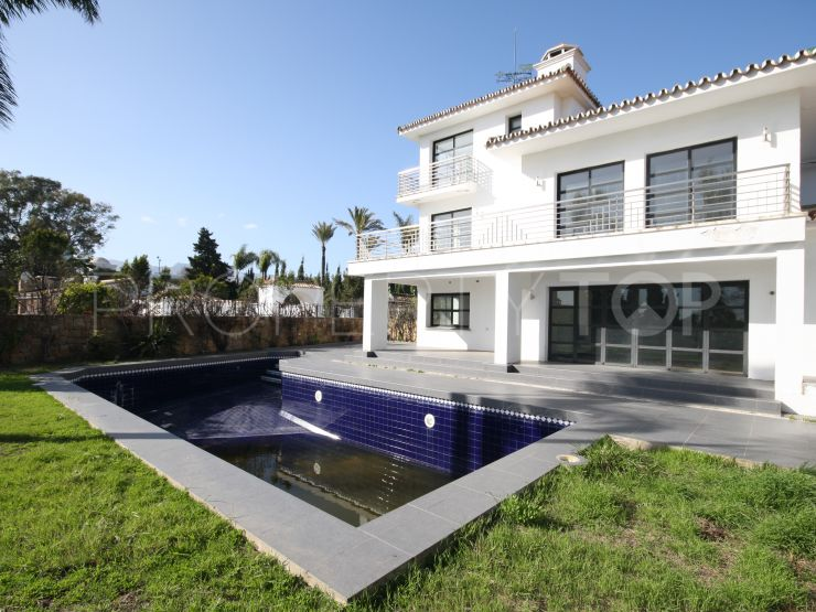 For sale Costabella villa with 6 bedrooms   Nvoga Marbella Realty