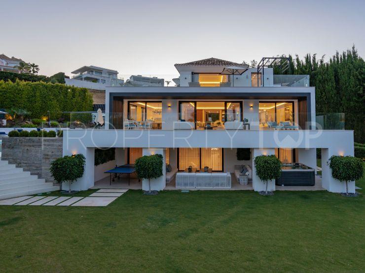 Villa in Nueva Andalucia with 5 bedrooms | Nvoga Marbella Realty