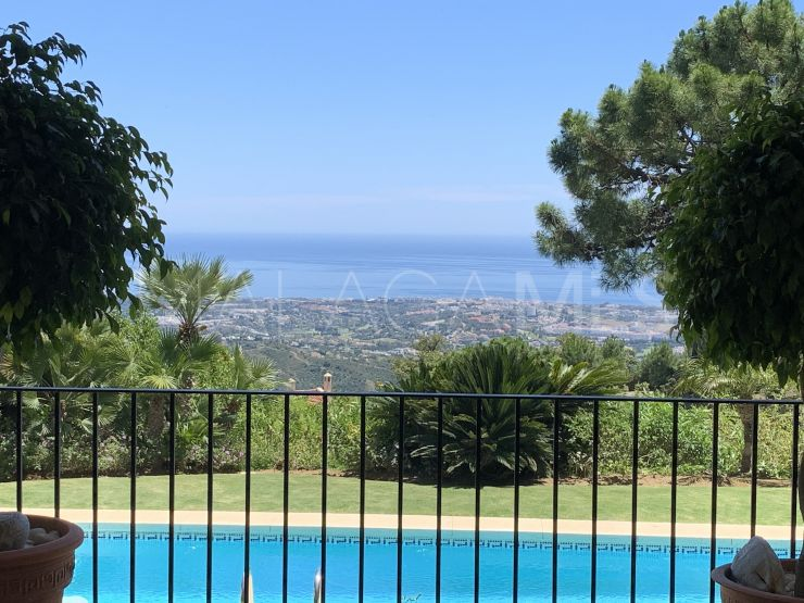 La Zagaleta, Benahavis, villa con 5 dormitorios en venta | SMF Real Estate