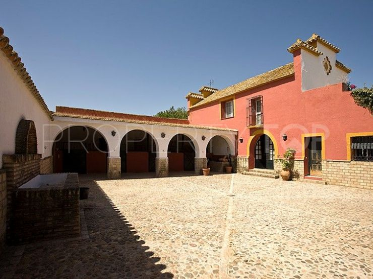 For sale finca in Seville with 9 bedrooms   SMF Real Estate