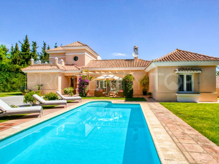 For sale villa in Sotogrande Costa Central | Holmes Property Sales
