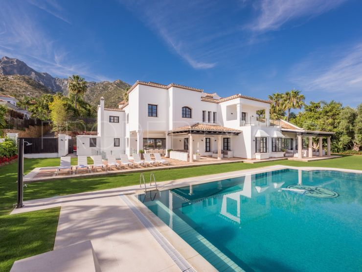Villa with 9 bedrooms for sale in Sierra Blanca, Marbella Golden Mile | Callum Swan Realty