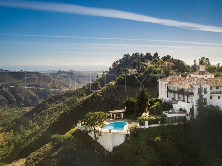 5 bedrooms villa in El Madroñal for sale | Panorama