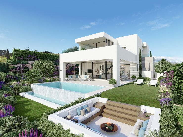 For sale villa in Estepona Golf | Panorama