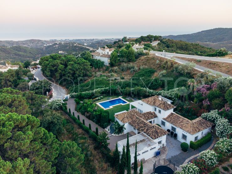 Villa with 4 bedrooms in Monte Mayor, Benahavis | Panorama