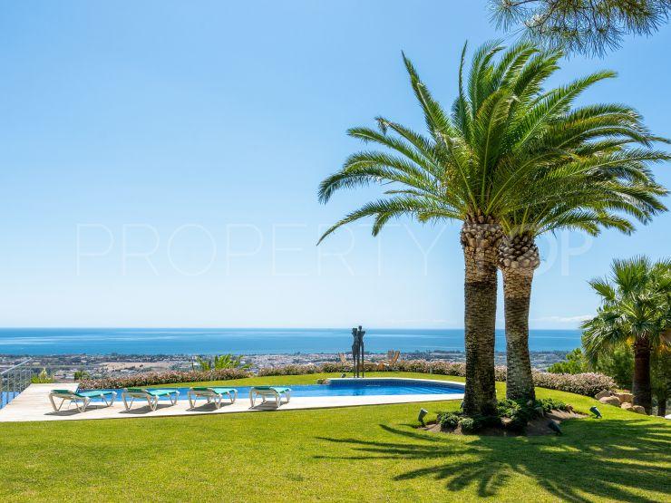 El Madroñal villa | Panorama