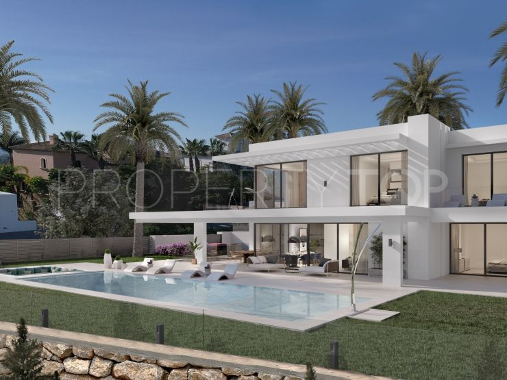 5 bedrooms Los Flamingos villa for sale | Panorama