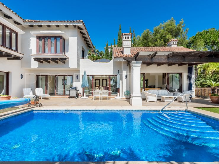 Villa with 4 bedrooms in Sierra Blanca, Marbella Golden Mile | Panorama