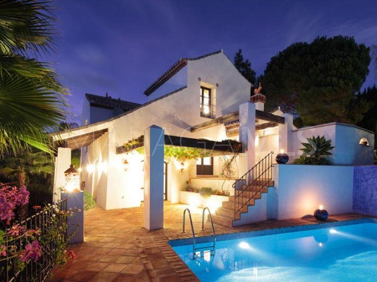 For sale El Madroñal villa with 4 bedrooms | Nordica Sales & Rentals
