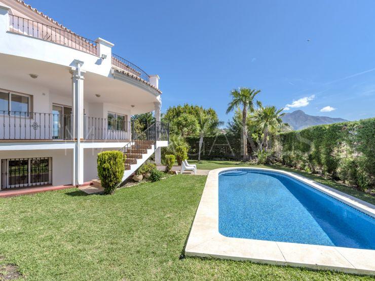 Buy villa with 5 bedrooms in La Reserva de la Quinta, Benahavis | Nordica Sales & Rentals