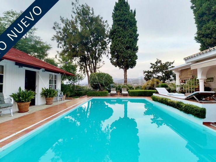 Marbella 4 bedrooms villa | Von Poll Real Estate
