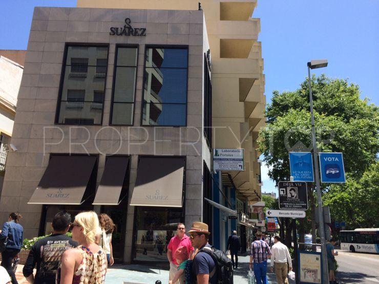 Marbella Centro building for sale | Cleox Inversiones