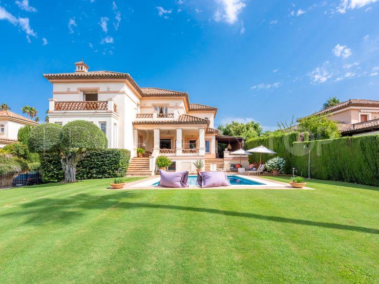5 bedrooms Zona F villa for sale | Noll Sotogrande