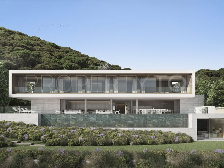 Zona M 6 bedrooms villa for sale | Noll Sotogrande