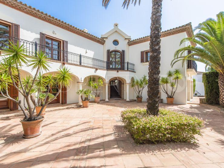 Villa with 4 bedrooms in Zona F, Sotogrande   Noll Sotogrande