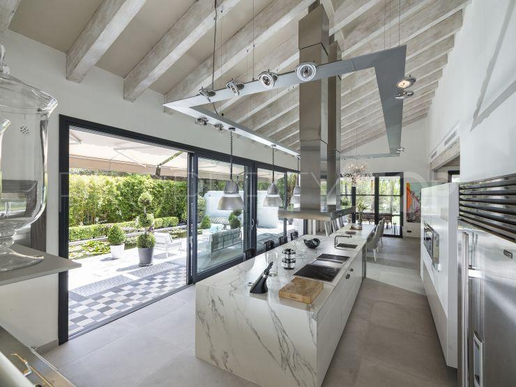 For sale Zona F villa with 6 bedrooms   Noll Sotogrande