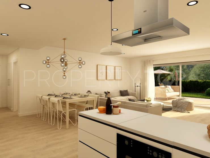 2 bedrooms ground floor apartment for sale in La Galera, Estepona | Serneholt Estate