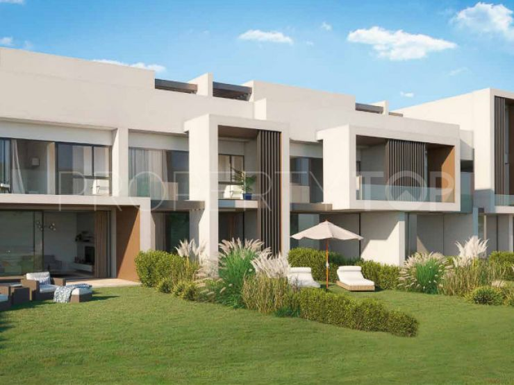 Buy Sotogrande town house with 3 bedrooms | Serneholt Estate