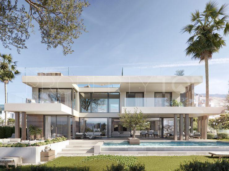 Villa in New Golden Mile for sale   Lucía Pou Properties