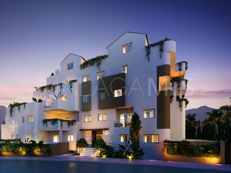 Apartment for sale in Nueva Andalucia with 3 bedrooms   Lucía Pou Properties