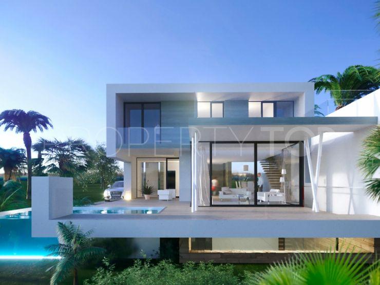 Villa in New Golden Mile, Estepona   Lucía Pou Properties