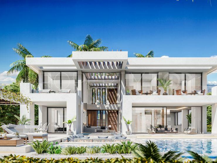 Villa with 4 bedrooms in New Golden Mile, Estepona | Lucía Pou Properties