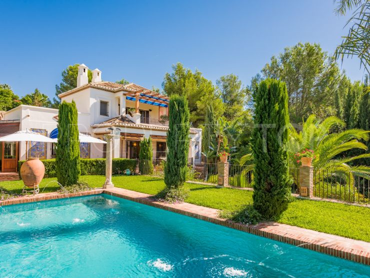 6 bedrooms villa for sale in Sierra Blanca, Marbella Golden Mile | M.E. Estates – Private Brokerage