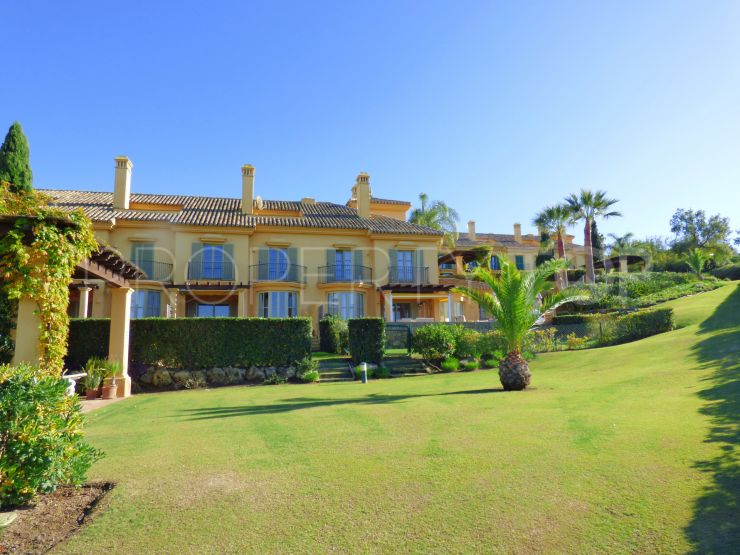 3 bedrooms town house in Sotogrande for sale   M.E. Estates & Resorts