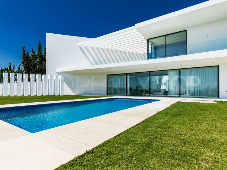 Capanes Sur, Benahavis, villa con 5 dormitorios a la venta | Atrium