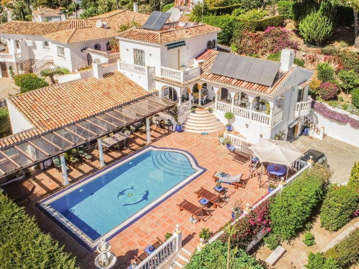 Villa for sale in Sierrezuela, Mijas Costa | Your Property in Spain