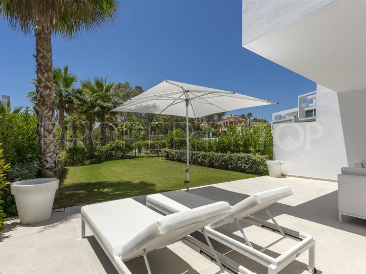 For sale Benahavis ground floor apartment | Cloud Nine Prestige