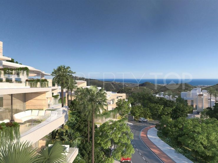 For sale apartment with 4 bedrooms in Marbella   Cloud Nine Prestige