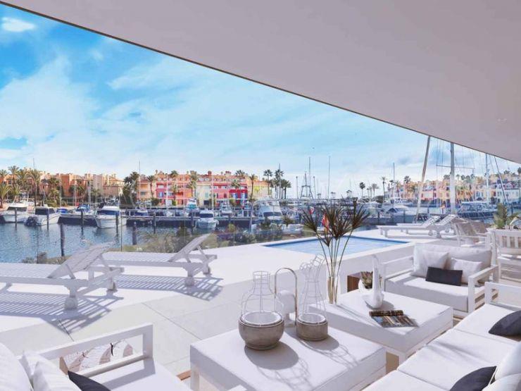 4 bedrooms penthouse in Sotogrande for sale | Cloud Nine Prestige
