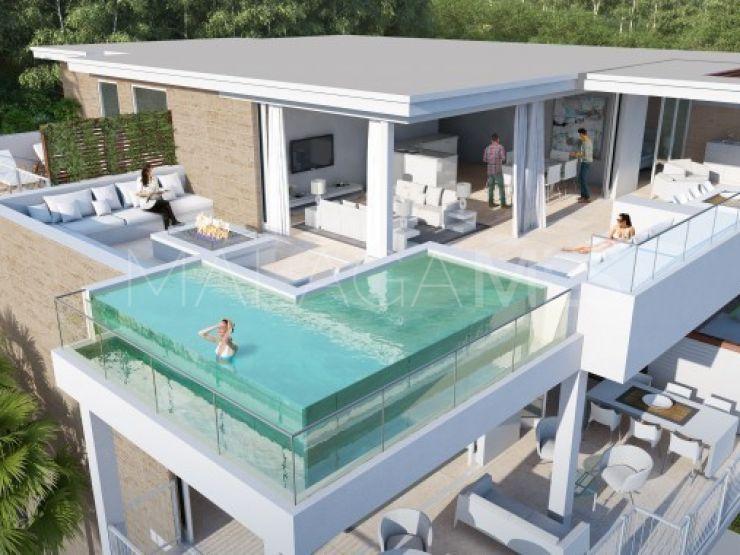 For sale penthouse in Cala de Mijas | Cloud Nine Prestige