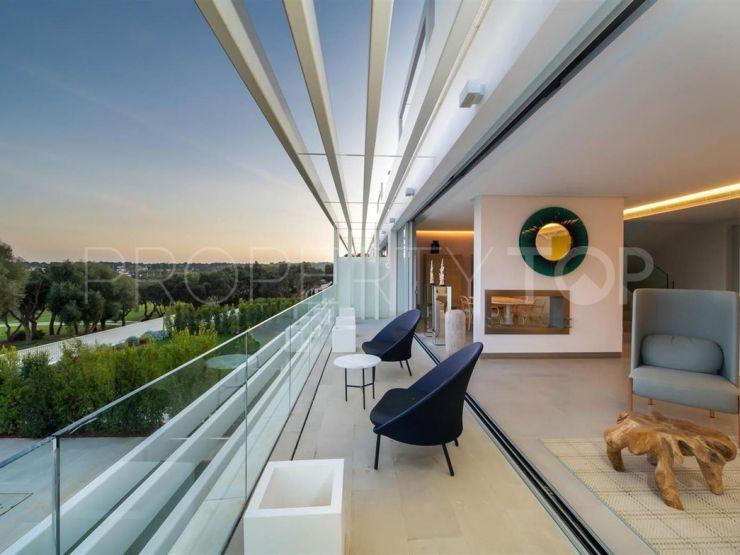 For sale Sotogrande 4 bedrooms villa | Cloud Nine Prestige
