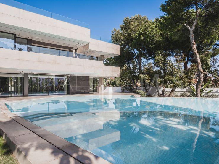 Villa with 6 bedrooms for sale in Casasola | Berkshire Hathaway Homeservices Marbella