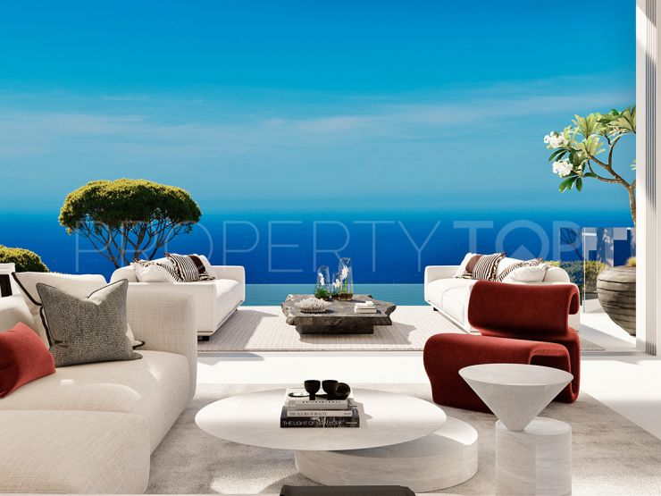 For sale 4 bedrooms villa in Benahavis | Berkshire Hathaway Homeservices Marbella